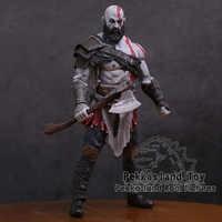 Originale God of War 4, Kratos Action PVC Figure Da Collezione Model Toy 7 inch 18 cm