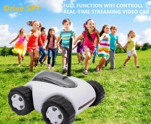 Tablet  Phone Wifi Control Toys RC Cars Shooting Video Monitor Multi-function Positioning 4ch Remote Control Car Toy