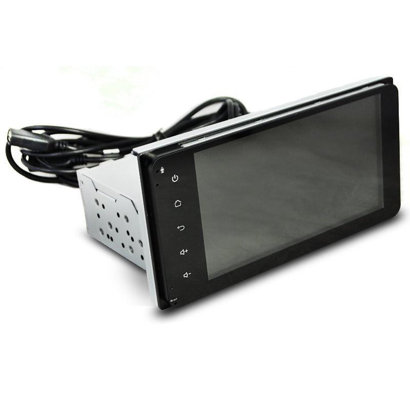 Per Toyota 4Runner 2002 2003 2007 2008 2009 Car Stereo Radio Multimediale Android Schermo di Tocco di HD Visualizzatore GPS sistema di navigazione - 2