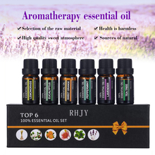 100% Pure Natural Aromatherapy Oils Kit For Humidifier Water-soluble Fragrance O