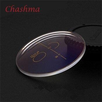 11c89e185a Chashma marca 1,56 índice Externa Progresiva Lentes Anti resistencia  Multifocal lentes para ver de cerca y lejos.