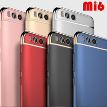 "For Xiaomi Mi6 Mi 6 Cases 6GB RAM 64GB ROM Snapdragon 835 Octa Core 5.15"" 3 in 1 Hard PC Hybrid Case For Xiaomi Mi 6  ( Z417 )"