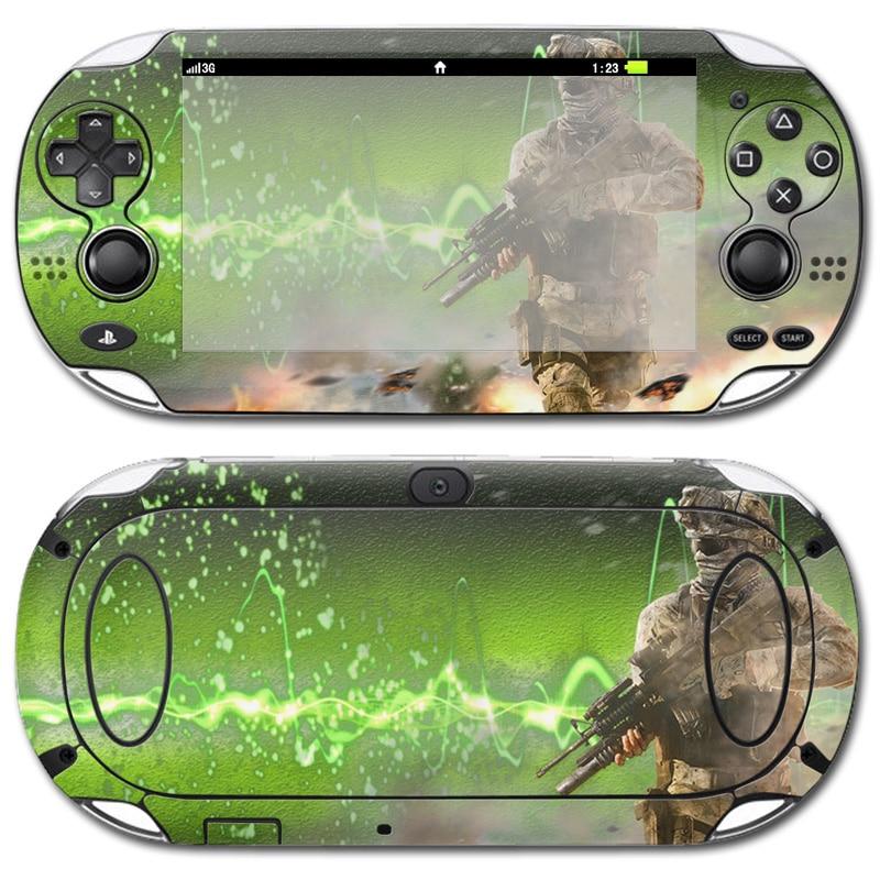 Factory Made High Quality create your own gaming skin For Sony PSP vita 1000 skin #TN-PSVITA1000-0379