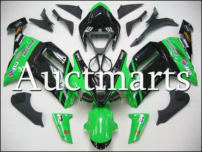 Fit for kawasaki ZX-6R 2007-2008 high quality ABS Plastic motorcycle Fairing Kit Bodywork ZX6R 07-08 ZX 6R CB04