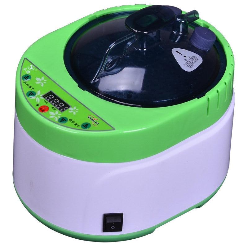 Sauna Generator Home Steamer 4L 2KW Steam Generator for Sauna Accessories Larger Capacity Sauna Shower Cabin