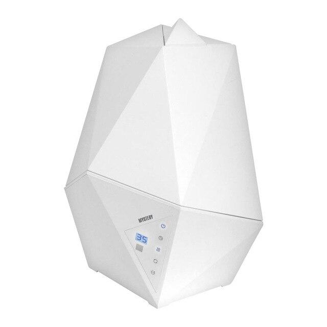 Увлажнитель воздуха MYSTERY MAH-2604 white (Мощность 25 Вт, емкость для воды 4 л, макс.интенсивность 300 мл/час, регулировка интенсивности, таймер)