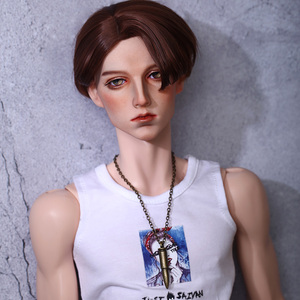 Image 4 - BJD Dolls Dollshe Venitu 1/3 Handsome Boy Fashion High Quality doll gift toys 69cm