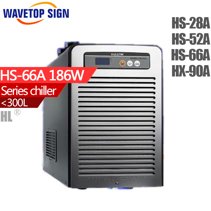 HS/HC SERIES CHILLER /cooling  machine HS-66A/power 186w