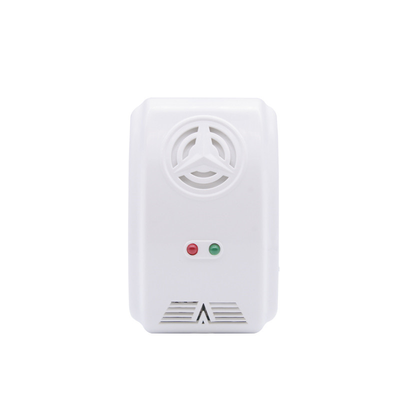 Wireless Gas Detector LPG Gas Leakage Sensor Natural Gas Leak Detector For 433MHz Fire Alarm System for Home Kitchen Security 433mhz wireless gas detector sensitive combustible co gas detector fire alarm sensor for wireless gsm pstn home security