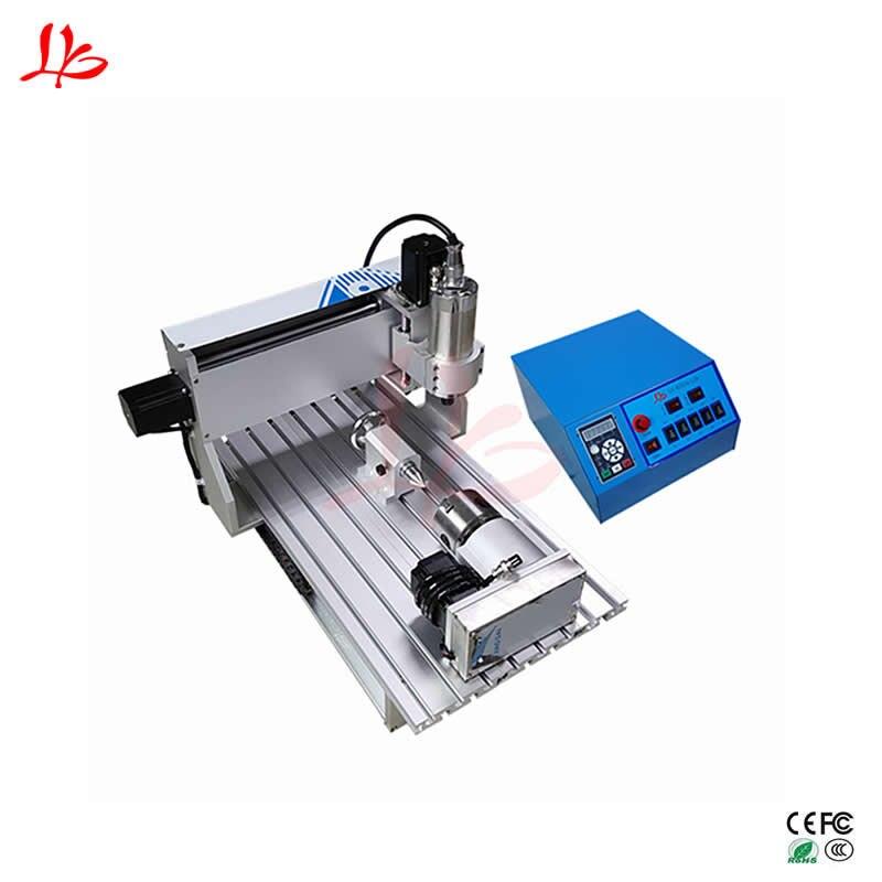 1500 W machine de gravure en aluminium 3040 CNC routeur à bois ER11 fraiseuse