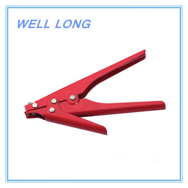 Fastening and cutting tool and wires special for Cable Tie Gun For ...