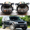 For LAND ROVER DISCOVERY Range Rover Sport FREELANDER 2006-2013  LED fog lights Car styling Fog lights General 1SET