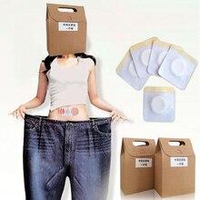 40 шт./упак. для похудения патч Здравоохранение традиционной китайской медицины пупка Придерживайтесь Тонкий Патч пластырь для похудения сжигания жира R3