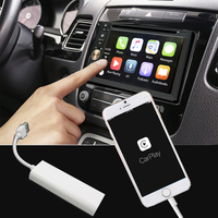 2019 Rhythm 2 din android car radio carplay dongle new USB carplay tuner support iPhone Android auto stick hands free function