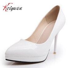 New fashion sexy frauen pumpt spitz Prinzessin mädchen high heels shoesTransparent party hochzeit rot schwarz weiß schuhe