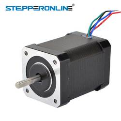 Nema 17 Stepper Motor 65Ncm(92oz.in) 60mm 2.1A 4-lead Nema17 Motor 42BYGH Stepper for 3D Printer CNC XYZ Motor