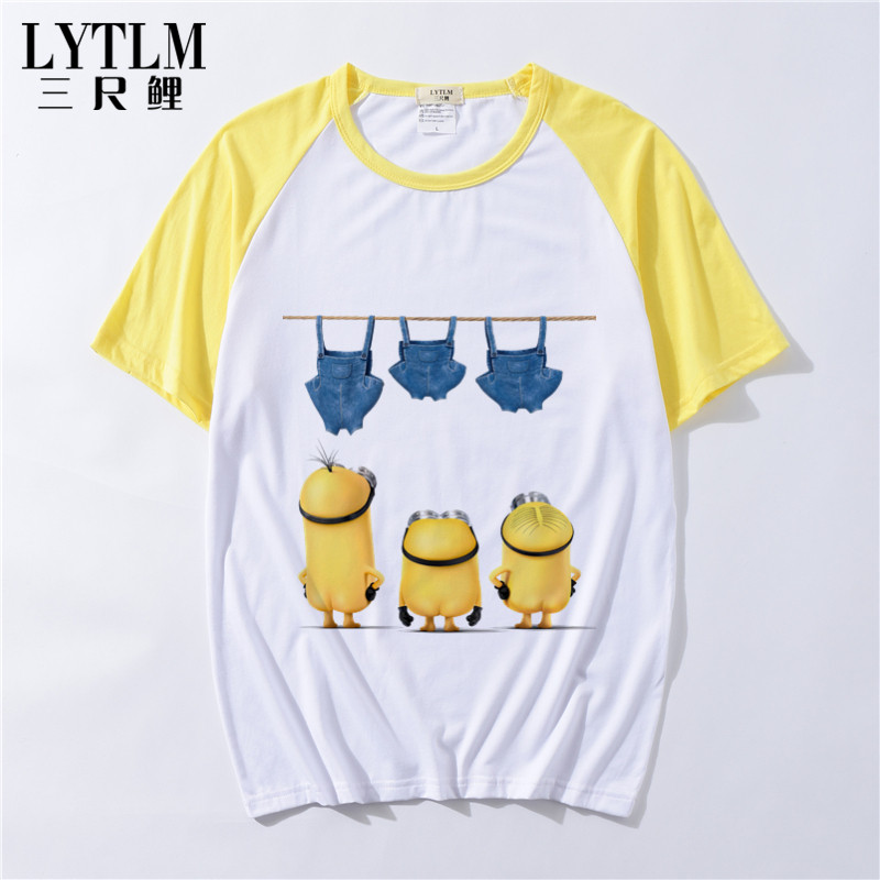 LYTLM Little Boys T-shirts Cartoon Printed Tshirts for Kids Summer Clothes Toddler Kids Baby Girls Clothing Short Sleeved Shirt