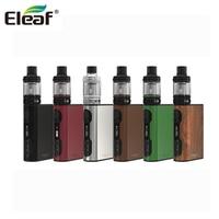 100 Original Eleaf IStick QC 200W With Melo 300 Starter Kit 3 5ml 5000mah Eleaf Vape