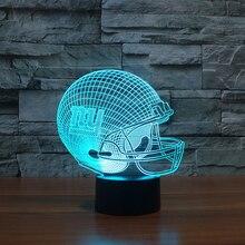 Гиганты нью-йоркские нью-йорк футбольная футбольный команда визуальный знаки night touch логотип