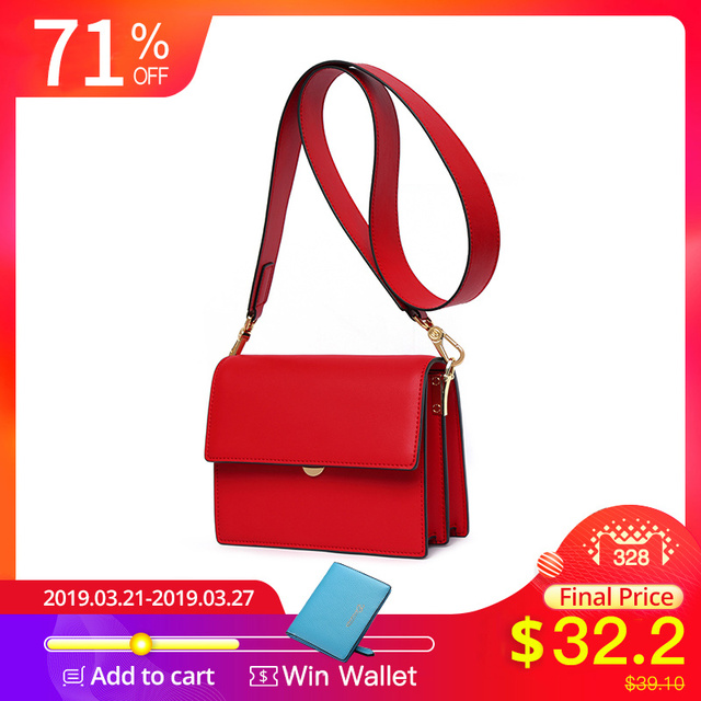 EIMORE Handbags Women Bag 2019 Leather Luxury Crossbody Bag Designer Ladies Shoulder Bag Women Messenger Bag