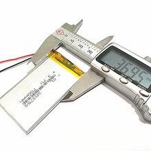 3,7 в 700 мАч 303759 литий-полимерный литий-ионный аккумулятор для Mp3 MP4 MP5 gps psp mobile bluetooth