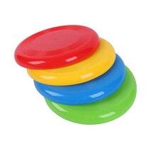 Собака пластиковые пляжные летающие диски Гольф конечные диски многоцветный открытый семья веселье время водные виды спорта Мальчики Дети подарок Дети