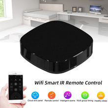 Universal A1 Mini Wifi Wireless Smart Remote Control IR Infrared Remote Control Home Automation For TV Air Conditioner Speaker