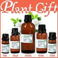 Freies shopping100 % rein pflanzliche Ätherische öle Marokkanischen Jasmin Öl Straffende Haut Whitening Elastische glänzend konvergenz