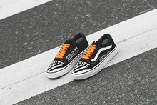 98d301447a44b4 VANS OFF-WHITE X Old Skool Off-White Classic Men and Womens canvas shoes  Sports shoes Weight lifting shoes TH95 Eur36-44