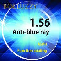 1.56 ดัชนี PC unti - แสงสีฟ้า unti - รังสี UV ออพติคอลคุณภาพสูงสำหรับคอมพิวเตอร์ทำงานทีวีดู