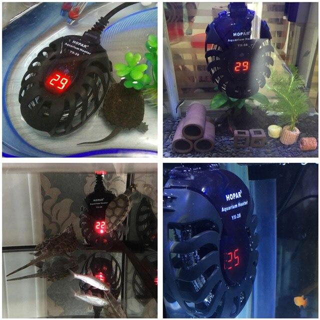 Aquarium Heater Water Electric Heating Rods 5