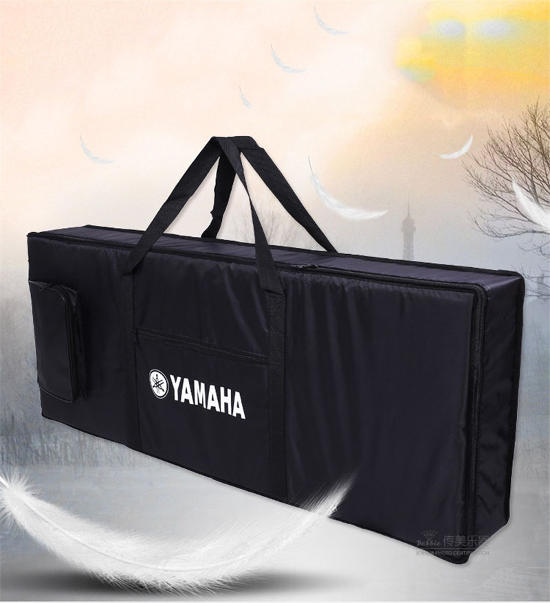 61 key universal Instrument keyboard bag thickened waterproof electronic piano cover case for electronic organ free
