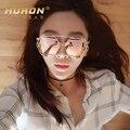 Aoron óculos polarizados das mulheres óculos de sol da moda revestido oco quadro óculos de proteção ao ar livre de lazer óculos populares óculos de sol da marca designer eyewear