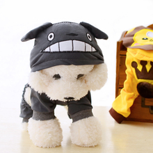 Free Shipping Petcircle Hot Sale Pet Dog Hoodie High Quality Soft Pet Cat Dog Clothing Grey Size XXS XS S M L