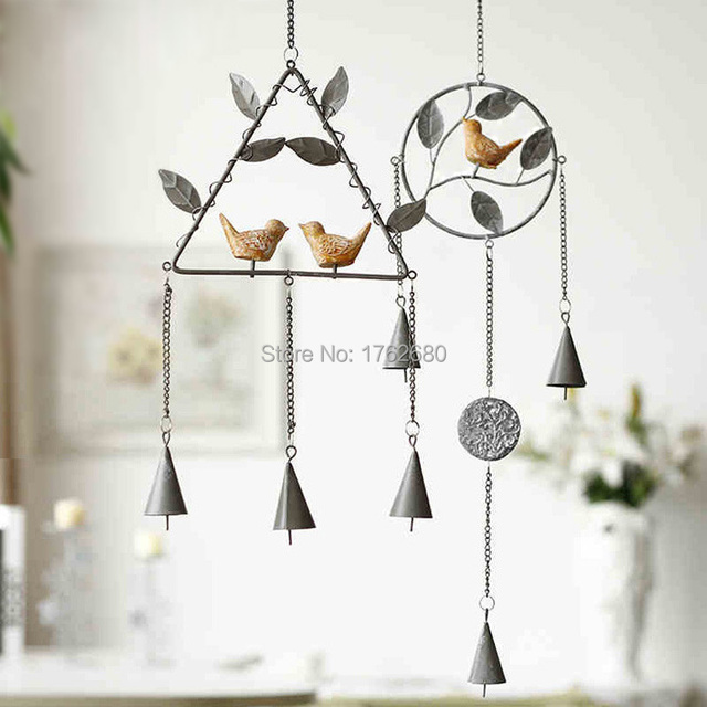 Awesome Good Free Shipping Zakka Japanese Handmade Diy Metal Bell Chimes Room  Decorations Ornaments Creative Home Accessories With Handmade Home  Decoration Items