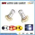 Best-Quality 30W PSX24W High Power cree chips Xenon White LED Headlight Led Fog Lamp for Vehicles Car Fog Lights Bulbs