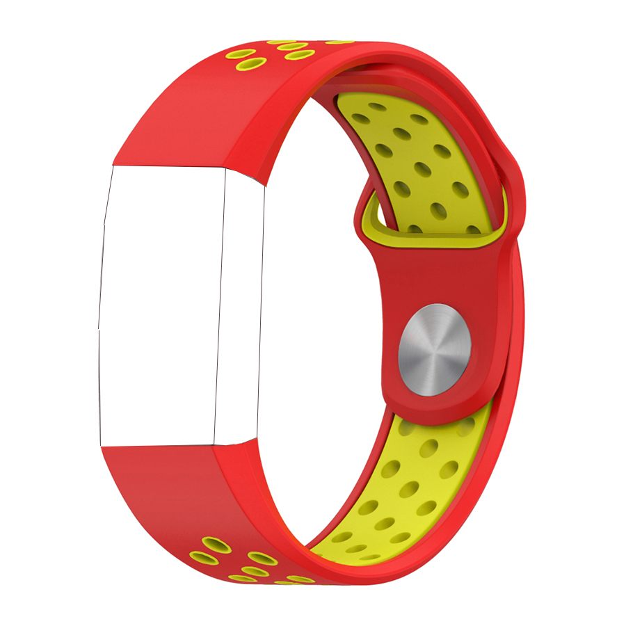 Sport Silicone Band for Fibit Charge 2 Smart Wristbands Replacement Watchband For Fitbit Charge 2 Bracelet Smart Accessories 5