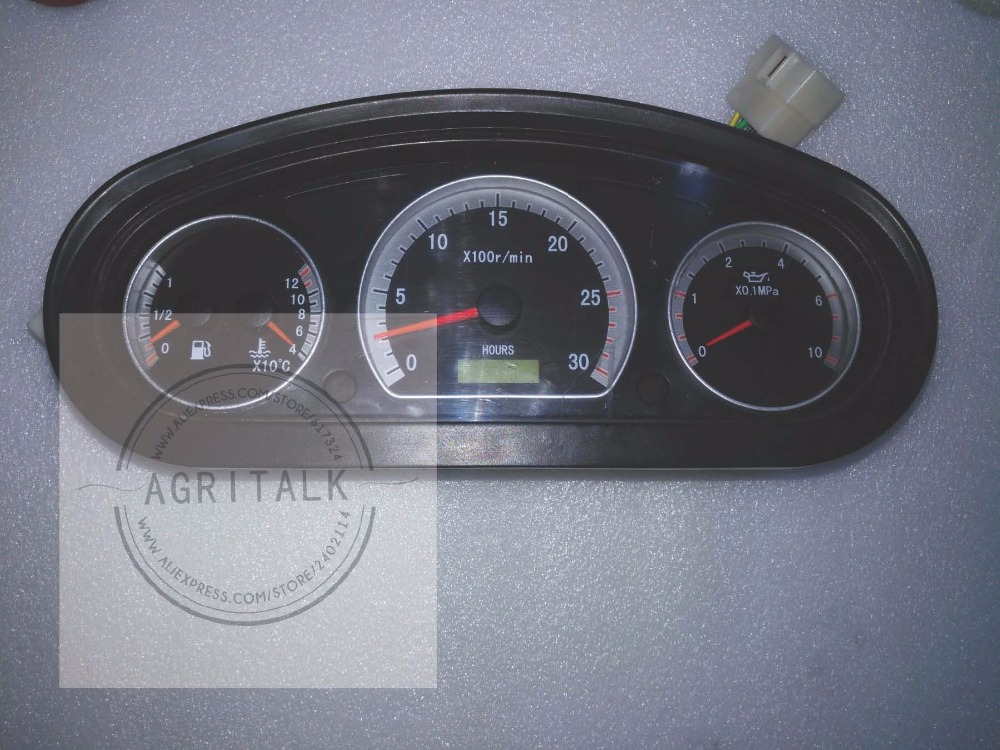 Jinma series 30-40hp tractor parts, the combined instrument (cluster meter), part number: C110-022