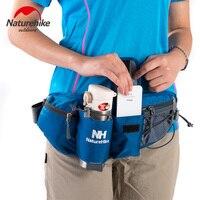 NatureHike Water Bottle Bag Running Women Men Outdoor TravelCycling Bike Bags Sports Men Small Bag Green