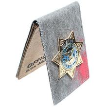 The Walking Dead Officer Rick Grimes Badge
