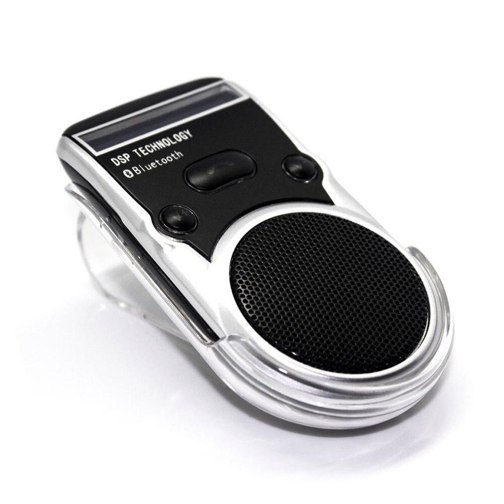 solar powered speakerphone bluetooth car kit. Black Bedroom Furniture Sets. Home Design Ideas