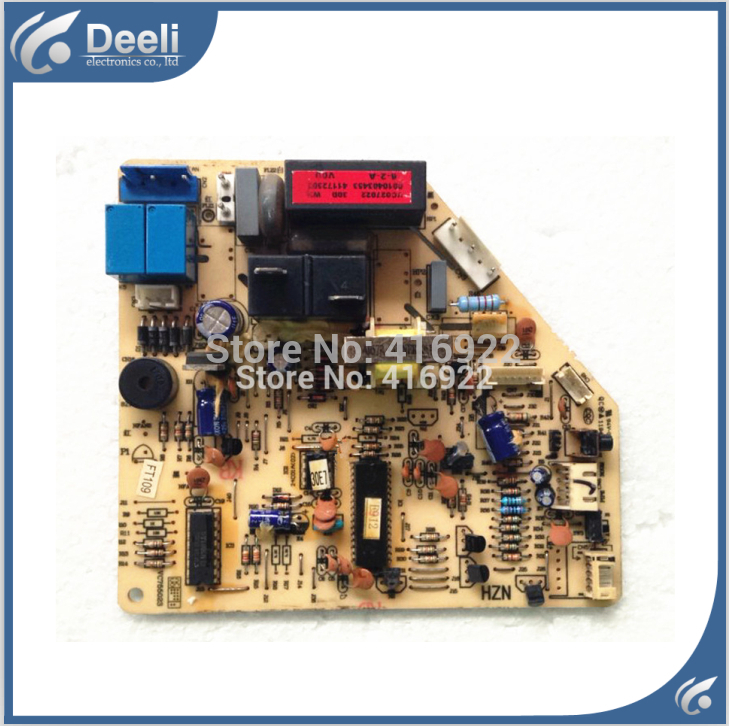 95% new good working for Haier air conditioning accessories 0010403453 computer board power supply board motherboard onsale good working original used for power supply board led50r6680au kip l150e08c2 35018928 34011135