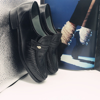 Retro MJ Michael Jackson Classic Collection Easy Moonwalk Dancing Punk  Leather shoes Party Hallowmas Gift 24ced474e
