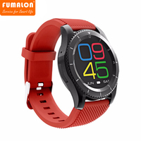 FUMALON Bluetooth Smart Watch G8 NO 1 HD Screen Support SIM Card Heart Rate Wearable Devices