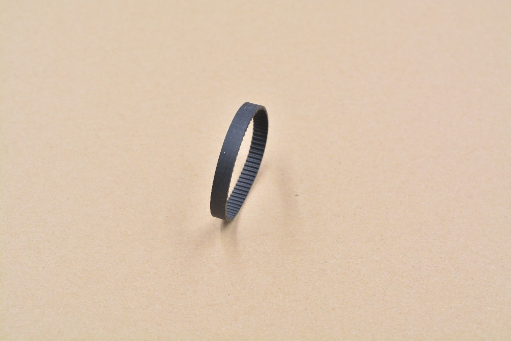 3d impresora 2gt cinturón de lazo cerrado de goma dientes de la correa 71 longit