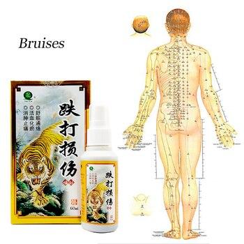 Zapalenie stawów Ulga Spray Bólu Ortopedyczne Spray, Ziołowy Do Leczeniu Reumatoidalnego Zapalenia Stawów Ból Stawów Skręcenia Ból