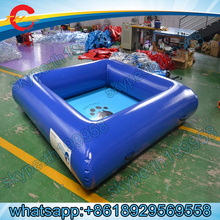free air shipping to door,square inflatable dog pool,swimming pools for dog(China)