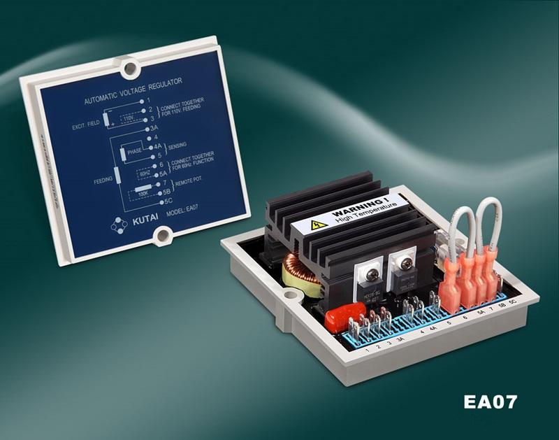 oringally EA07 Automatic Voltage Regulator 6 Amp for Single or Three Phase Generatororingally EA07 Automatic Voltage Regulator 6 Amp for Single or Three Phase Generator