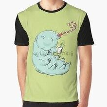 e39687f7b All Over Print T Shirt Men tshirt Christmas Tardigrade Graphic T-Shirt