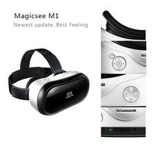"All-in-one VRชุดหูฟัง3D VRความจริงเสมือนแว่นตา2กิกะไบต์/16กิกะไบต์Android 5.1 IPS 5 ""TFT HDหน้าจอ1080จุดVideo P Layer 60เฮิร์ต2.4กรัมWiFi"